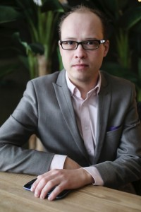 Advokatas Tomas Vagnorius